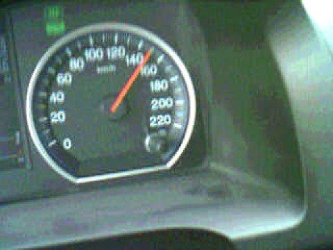 200 Kph To Mph >> Cr V 2008 At 200 Kph 124 3 Mph