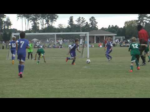Virginia Beach Columbus Day Soccer Tournament  - Great Falls Hotspur Highlights