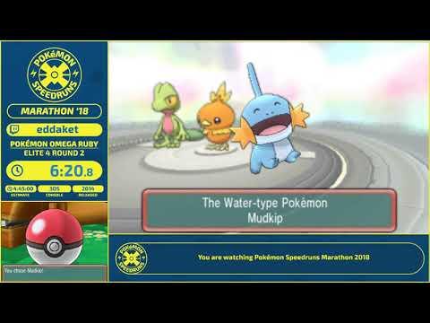 PSR Marathon 2018 - Pokémon Ultra Sun/Moon Any% Race by wartab and