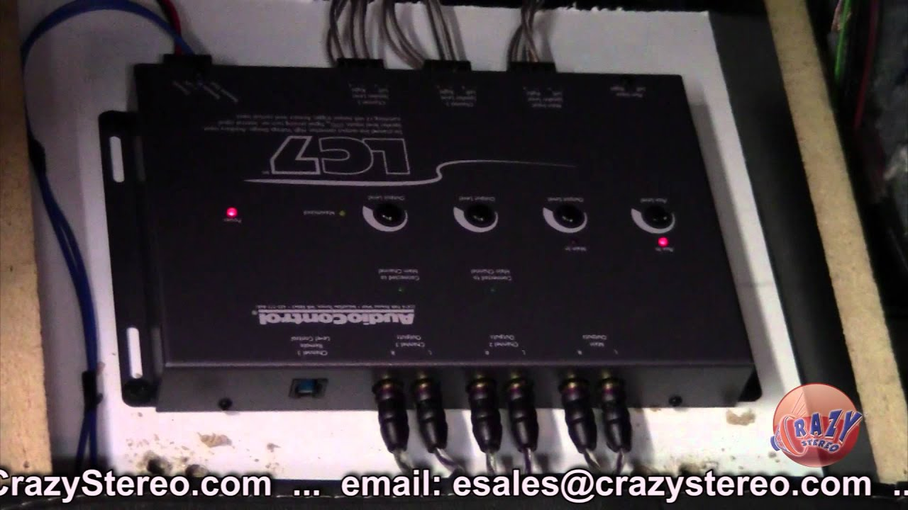 bmw 335i boston acoustic amplifier woofer audiocontrol lc7 bmw wiring color codes bmw 335i bmw radio wiring diagram [ 1280 x 720 Pixel ]