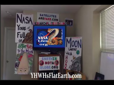 Satellites are Fake, NASA Caught Lying CGi