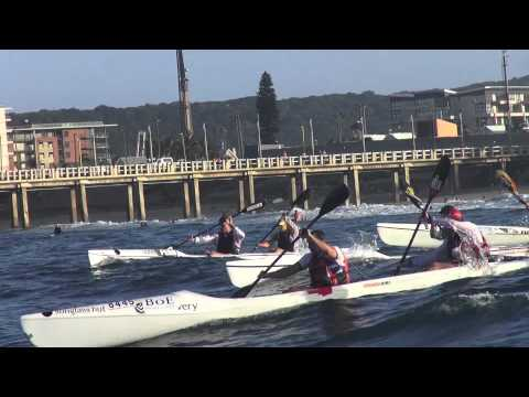 Varsity College Marine Surfski Series - Race 7 - Borland Financial Services Surfski Challenge