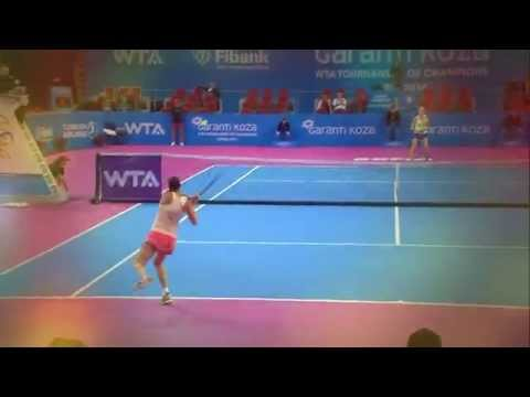 Garanti Koza WTA Tournament of Champions - Pre Final Promo Clip