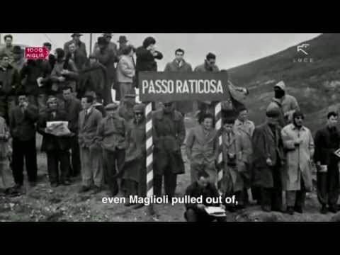 The historic Mille Miglia's film