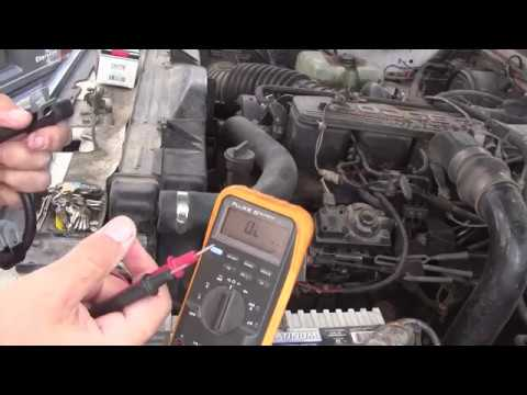 93 dodge cummins ac wiring diagram 1993 dodge cummins stopped charging part 2 solved    youtube  1993 dodge cummins stopped charging