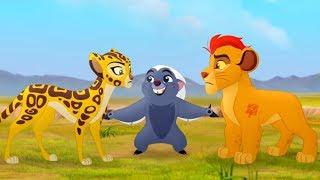 Мультфильмы Disney - Хранитель лев | Поиски утаму (Сезон 1 Серия 10)