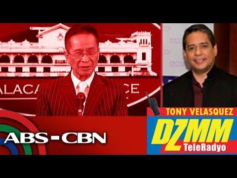 Duterte, nagbantang sisibakin ang mga opisyal ng MWSS | DZMM