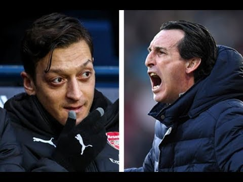 Arsenal FC |   Emery v Özil  is not down to his wages, its 100% personal