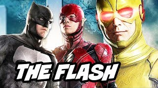 Justice League Trailer - The Flash Reverse Flash Easter Egg Explained