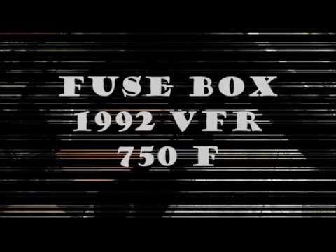 Honda Vfr Fuse Box Download Wiring Diagram