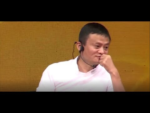 """Bitcoin:""""it's not for me"""", says Ali Baba founder Jack Ma"""