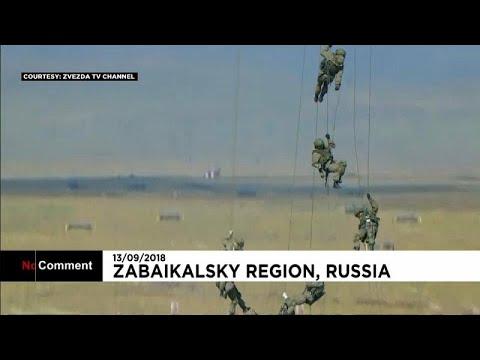 Vostok 2018 - Os maiores exercícios militares russos em 30 anos
