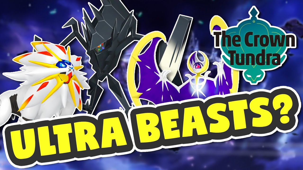 Is Necrozma An Ultra Beast What About Cosmog Legendary Pokemon Return To Crown Tundra Youtube