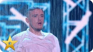 George Sampson's extraordinary dance through time | BGT: The Champions