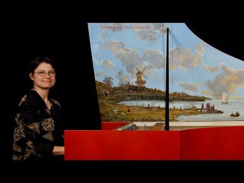 Jean-François Dandrieu: l'Harmonieuse; Hanneke van Proosdij, harpsichord