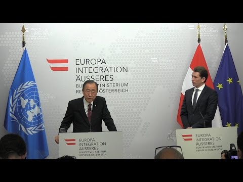 At press briefing, UN chief reiterates need to facilitate humanitarian access in Syria
