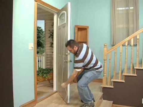 Door Installation Troubleshooting Youtube