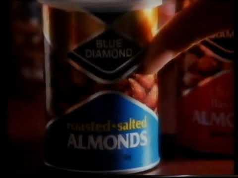 商品廣告 BLUE DIAMOND 加州 藍鑽石 果仁 藍鑽石 蜜糖焗杏仁 - YouTube