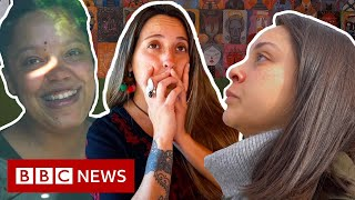 My pregnancy in a pandemic - BBC News