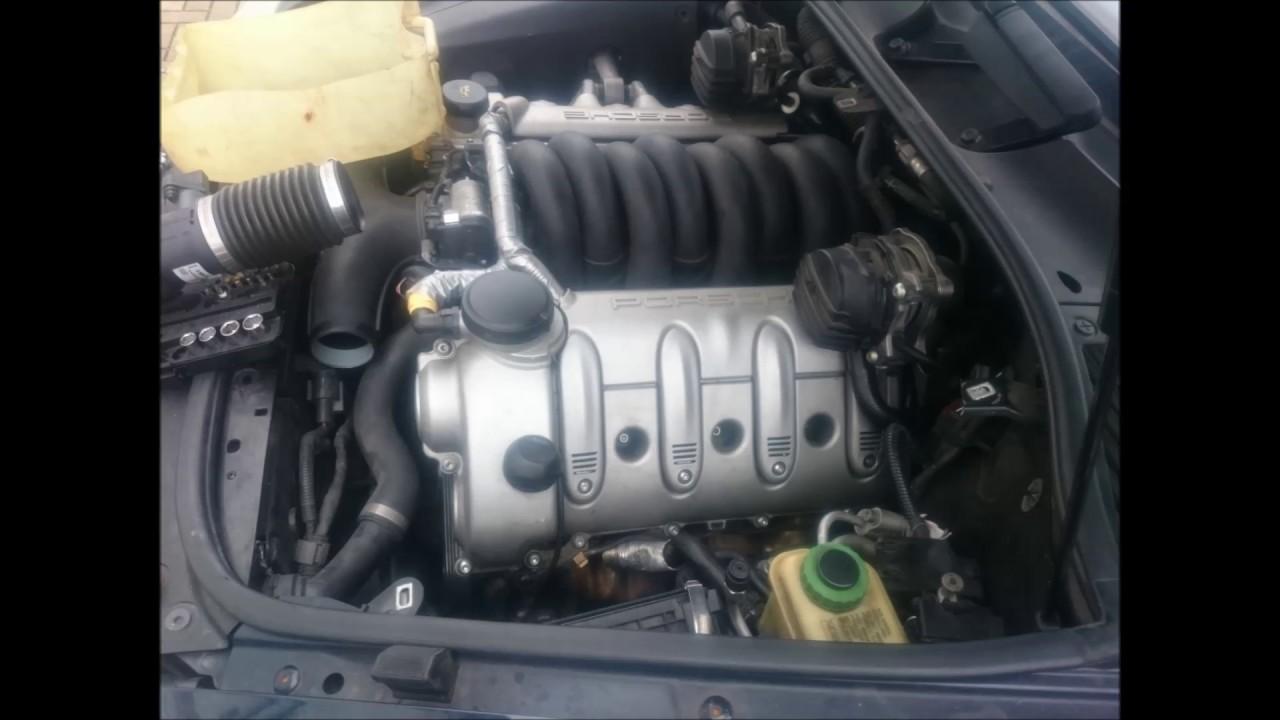 Nockenwellenversteller Porsche Cayenne S 4 5 V8 Code P0021
