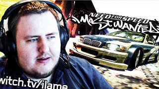 ЛАМЫЧ В NEED FOR SPEED: MOST WANTED