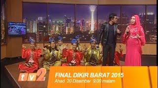 Video Final Dikir Barat RTM 2015 download MP3, 3GP, MP4, WEBM, AVI, FLV Agustus 2018