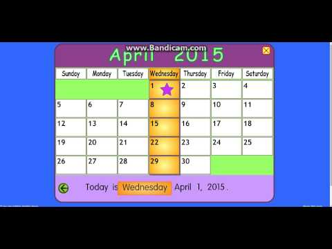 April 2015 is here