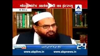 Full Interview: Hafeez Saeed admits Pak army hand-in-glove with JuD in waging jihad in Kashmir