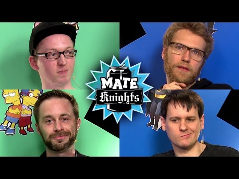 Mate Knights #004 | Nils & Tobias Escher vs Christoph & Christian von VR-Nerds