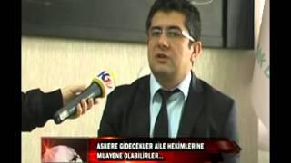 ASKERLİK MUAYENE
