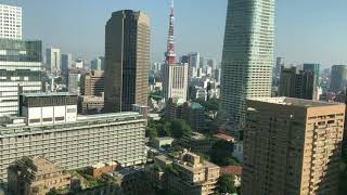 ANA InterContinental Tokyo-Kaze Suite-A Club InterContinental Corner Suite