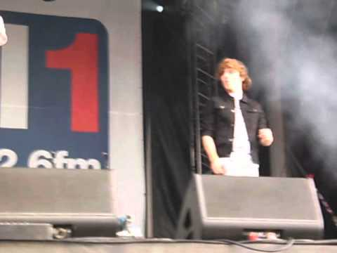 Union J - Love Story at Total Access Live 2013