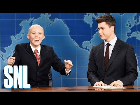 Weekend Update: Jeff Sessions  jeff sessions
