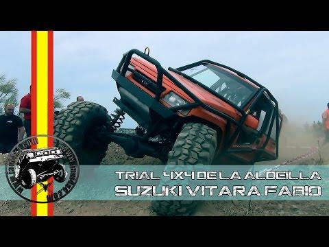 Trial 4x4 De La Aldeilla 2015 (Suzuki Vitara Proto Fabio)