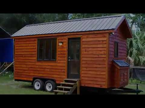 Tiny House Builders Deland Florida Youtube