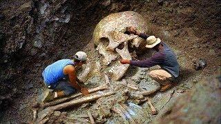 Древние Люди гиганты. Являются ли древние великаны предками человека