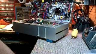 2nd OTL Amplifier with 6C33 Tubes Video #1 Swap out Capacitors