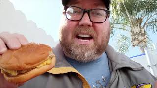 Trying In-N-Out Burger for the First Time in Pasadena - RIGGS Vlog