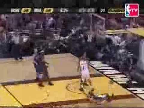 Top 10 dunks 2003-2004