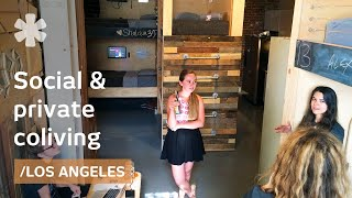 LA coliving: PodShare's permeable intersection between social/privacy thumbnail