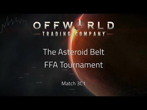 Match 3C1: The Asteroid Belt Tournament: Offworld Trading Company