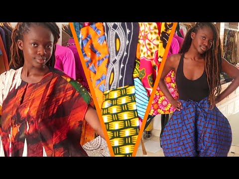 We Met An African Fashion Designer From Ghana Youtube