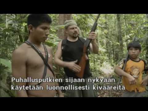Eating monkey brains in Amazonas [Madventures S03E01]