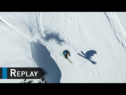 Replay - Chamonix-Mont-Blanc FWT17 staged in Vallnord-Arcalís
