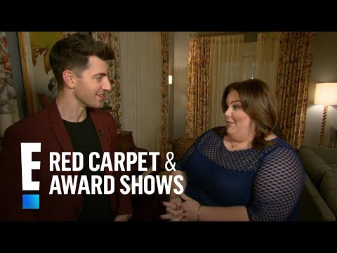 Chrissy Metz Reacts to Her 2018 Golden Globes Nomination | E! Live from the Red Carpet