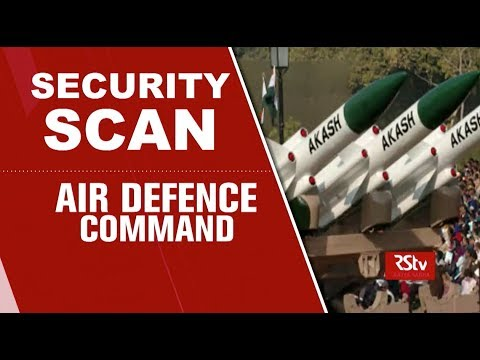 Security Scan –  Air Defence Command