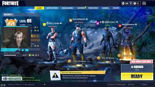 how to bypass fortnite downtime (works with duos as well)