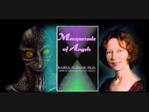 """Masquerade of Angels"" Dr. Karla Turner - Audiobook (read by Bridget) ufo alien abduction greys et"