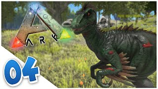 ARK: Survival Evolved: Episode 4 - LOST IN THE NIGHT