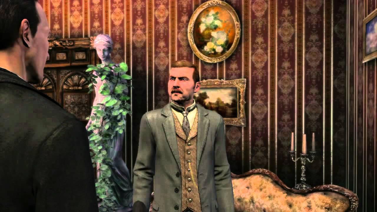 Interactive Video – Sherlock Holmes Investigation